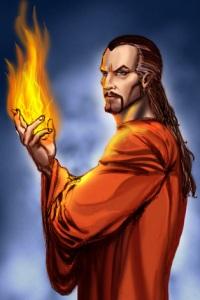 Дерек Най   человек   каратель Ордена саламандры 55-79